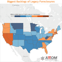 U.S. Foreclosure Activity Drops to 10-Year Low in 2016