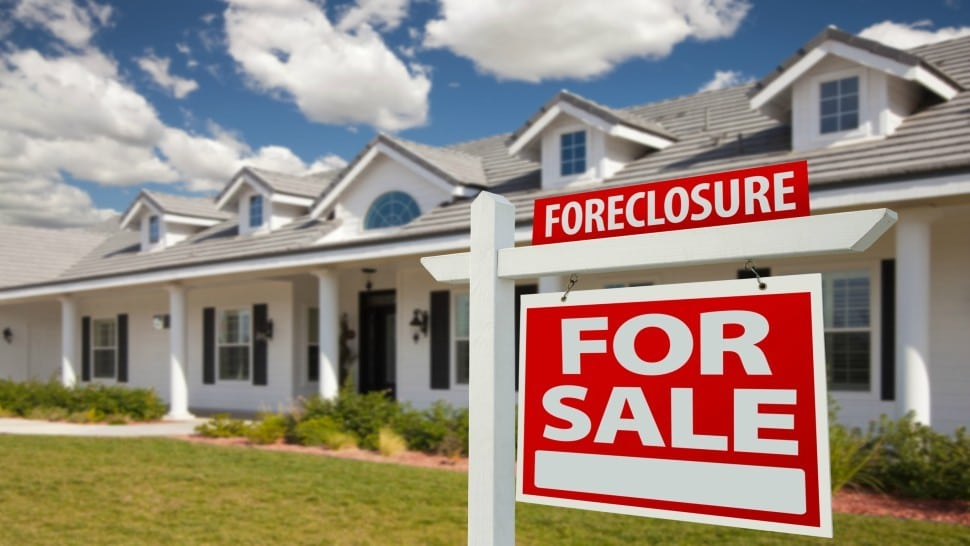 Top 10 States With The Worst Foreclosure Rate